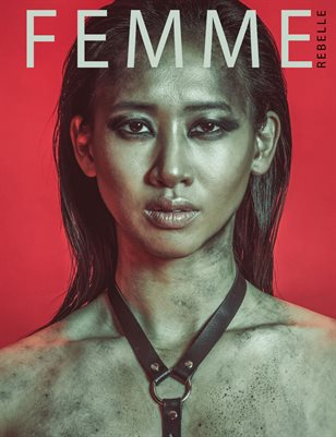 Femme Rebelle Magazine February 2019 BOOK 2 - Stephanie Pehar Cover