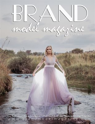 Brand Model Magazine  Issue # 221