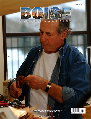 Boise Talent Magazine March 2017 Edition