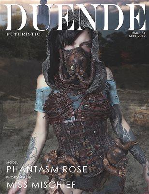 Duende Magazine_ Issue 31_Futuristic