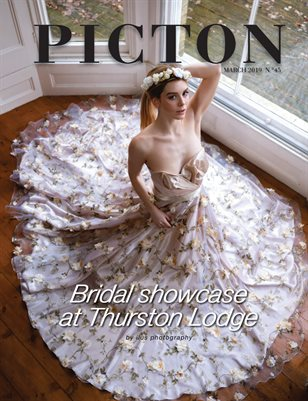 Picton Magazine MARCH 2019 N45 Cover 3