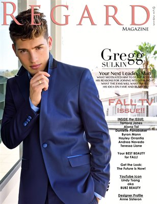 Regard Magazine October 2015 No. 34