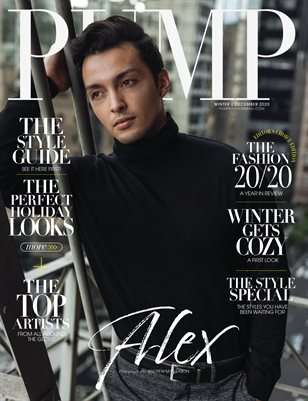 PUMP Magazine | The Style Watch | Vol.2