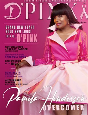 D'Pink Fashion Magazine - Spring 2020
