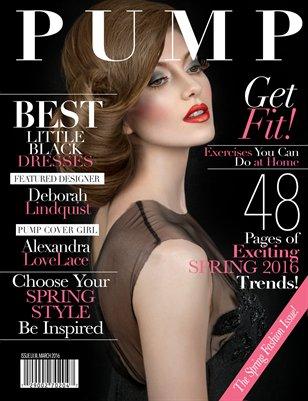 PUMP Magazine Issue 63 Fashion Edition