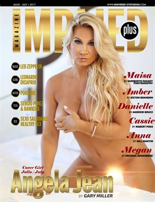 IMPLIED PLUS MAGAZINE JULY 2017