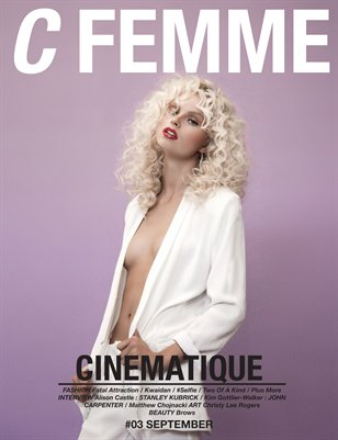 C FEMME #03 (COVER 1)