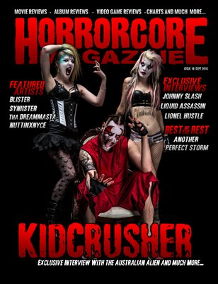 Issue 18 - KidCrusher & Another Perfect Storm