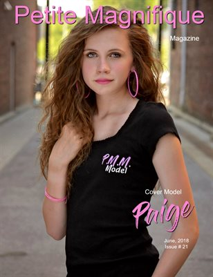 Petite Magnifique June 2018 Paige
