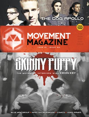 MOVEMENT Magazine January 2014