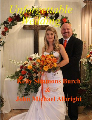 Burch & Albright Wedding Magazine