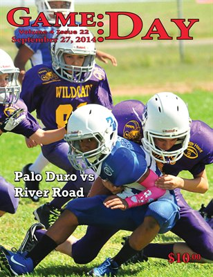 Volume 4 Issue 22 - Palo Duro vs River Road