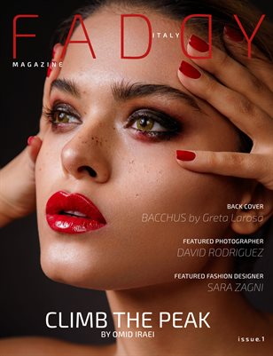 FADDY Magazine: Issue 1 Vol 1