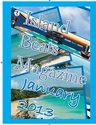 Island Beats Magazine January 2013