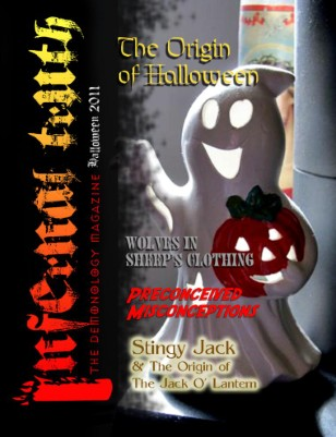 Infernal Truth: The Demonology Magazine, 2011 Halloween Edition