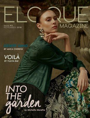 ELOQUE magazine Issue #11 November 2018