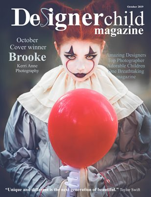Designer Child magazine October 2019