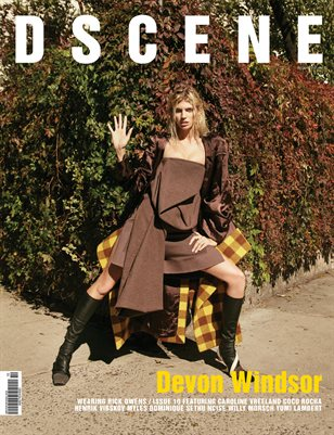 DSCENE - DEVON WINDSOR - ISSUE 10