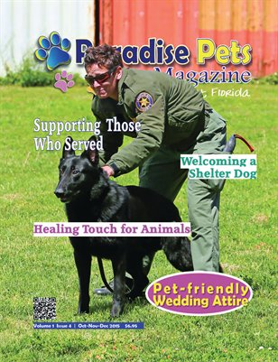 Paradise Pets Magazine, Key West Vol. 1 Issue 4