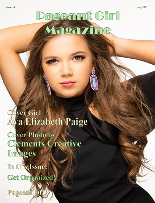 Pageant Girl Magazine Issue 14