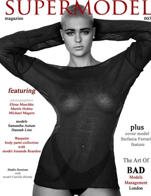Supermodel Magazine Issue 003