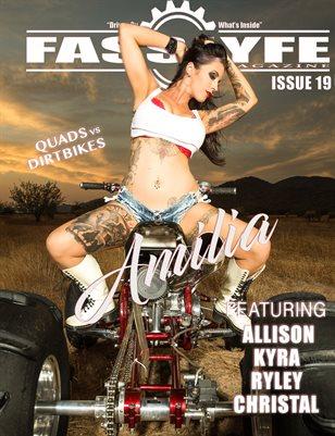 Fass Lyfe Magazine issue 19 Ft Inked Amilia