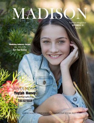 MADISON Fashion Magazine  SEPTEMBER # 19 - Top 25