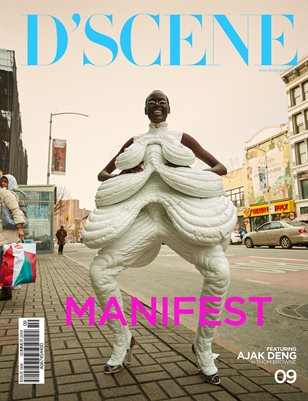 D'SCENE ISSUE 09 - AJAK DENG