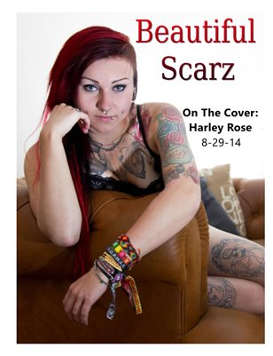 Beautiful Scarz 8-29-14