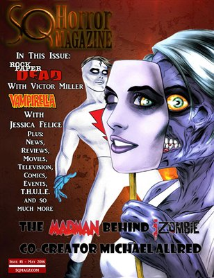SQ Horror Magazine May/June #1