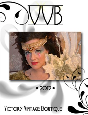 Best of Victory Vintage Boutique Design 2012.