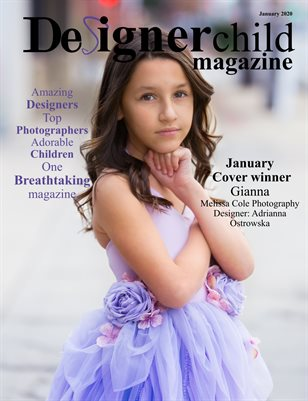 DeSigner Child magazine January 2020