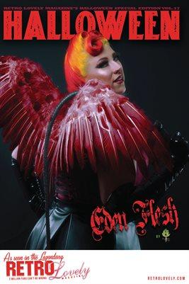 Halloween 2021 Vol.17 – Eden Flesh Cover Poster