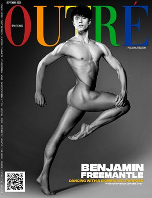 OUTRÉ Mag - BENJAMIN FREEMANTLE - Sept/2020 - #2