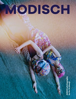 MODISCH Fashion Book No.1 | Cover 3