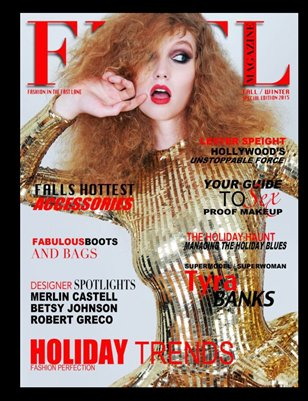 FITFL Magazine Fall Winter 2015