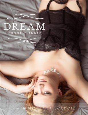 Michiana Boudoir Dream Shoot Planner