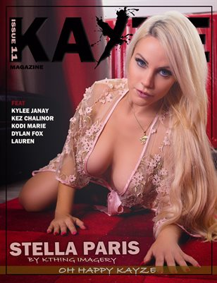 kayze magazine issue 11 (STELLA PARIS)
