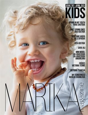 MARIKA MAGAZINE KIDS (ISSUE 787 - APRIL)