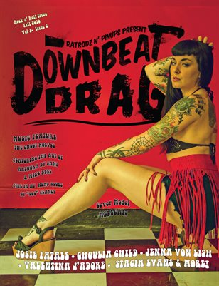 Downbeat Drag, Vol. 1, Issue 6
