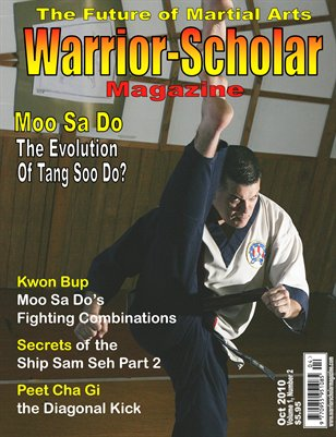 Warrior Scholar Magazine Issue 2