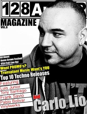 128AndUp Magazine Vol. 8