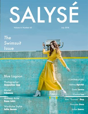 SALYSÉ Magazine | Vol 4 : No 65 | July 2018