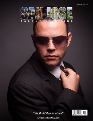 San Jose Talent Magazine October 2015 Edition