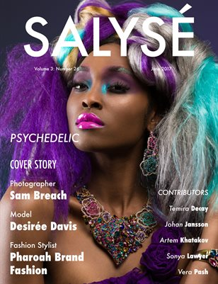 SALYSÉ Magazine | Vol 3:No 26 | June 2017 |