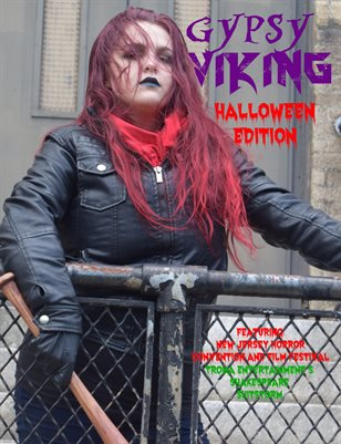 Gypsy Viking Magazine Issue 7 Halloween