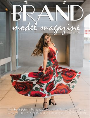 Brand Model Magazine  Issue # 109