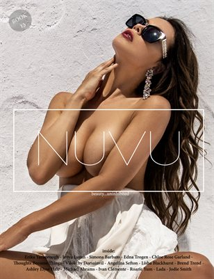 NUVU Magazine - Book 13 ft. Erika Yarborough