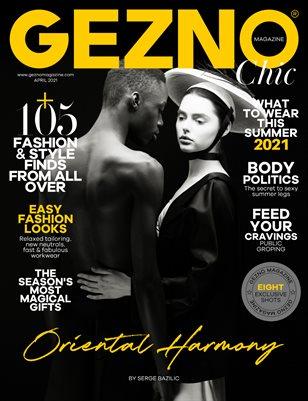 GEZNO Magazine April 2021 Issue #06