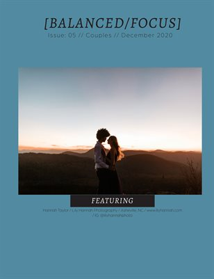 Issue 05 // Couples // December 2020